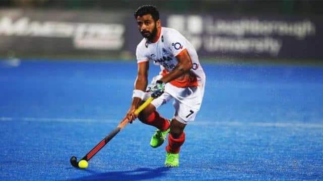 Indian Men's Hockey team Captian Manpreet Singh