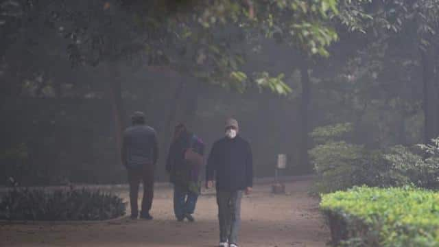 diwali celebrated across delhi-ncr with firecrackers air quality turns very poor
