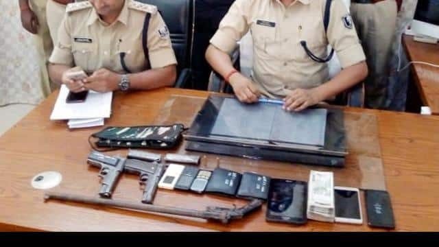 most wanted criminal of kosi belt kausal yadav and two arrested in saharsa