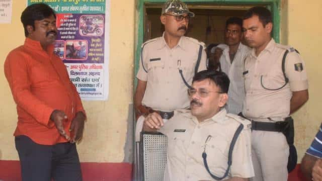 wanted in human trafficking case accused Rohit Muni arrested from bhagalpur