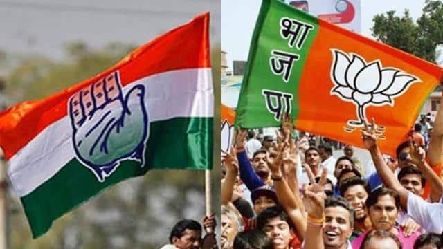 In survey BJP leads in MP and Chhattisgarh (File Pic)