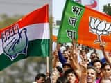 In survey BJP leads in MP and Chhattisgarh (File Pic)