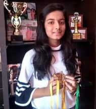 नेशनल स्कूल गेम के लिए चुनी गई दुमका की बेटी