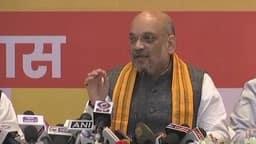 Hindustan Hindi News: MP: अमित शाह का हमला, कहा- मोदी फोबिया से ग्रस्त है विपक्ष
