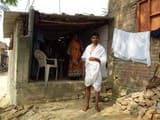 मौत के बाद से ही कंसार गांव में पसरा है सन्नाटा