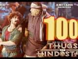 Thugs of Hindostan, 100 crore club,