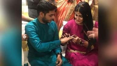 दीपिका-रणवीर की शादी और सगाई से पहले टीवी के फेसम कॉमेडियन सिद्धार्थ सागर अपनी गर्लफ्रेंड सुबुही जोश