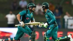 PAK vs NZ: पाकिस्तानी बल्लेबाजों ने जानें कैसे एक गेंद पर दौड़ लिए 5 रन - VIDEO