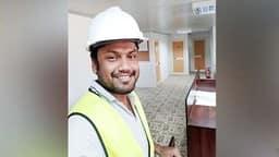 मृतक इंजीनियर नवाज अहमद