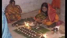 nirjala vrat 36 hours start of chhath devotees