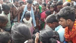two teenager killed after drowned during making chhath ghat at katihar