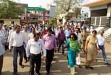 जमालपुर रेलवे स्टेशन पर लचर व्यवस्था देख भड़कीं डीआरएम