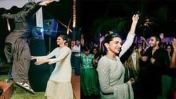 Deep-Veer sangeet ceremony: रणवीर ने अपने फेमस गाने से मारी धमाकेदार एंट्री, जीता दीपिका का दिल