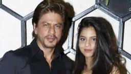 Shah Rukh Khan's daughter Suhana also wants to be an actor.