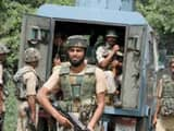 Naseer Ahmed aka Sadiq was arrested by the first Batallion of the Sashastra Seema Bal's (SSB) Luckno