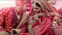 #DeepVeer Wedding: सिंधी शादी के बाद सामने आई दीपिका-रणवीर की पहली तस्वीर