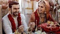 Deepika Ranveer Wedding: दीप-वीर ने शादी के बाद शेयर की पहली फोटो, तो आलिया ने दिया ये रिएक्शन
