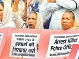 A Delhi court Wednesday convicted two persons for killing two men in New Delhi during the 1984 anti-