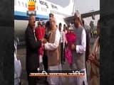 राष्ट्रपति रामनाथ कोविंद शुक्रवार को पटना पहुंचे