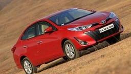 टोयोटा लाई गोल्ड रश स्कीम, यारिस सेडान पर मिल रही है एक लाख रूपए तक की छूट