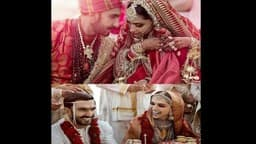 'दीपवीर' की शादी की फोटो पर ऐसे रहे स्टार्स के रिऐक्शन्स,
