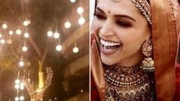 शादी के बाद नई दुल्हन दीपिका पादुकोण के लिए सजा रणवीर सिंह का घर