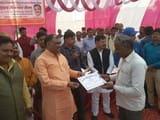बेरोजगारी दूर कर रही है प्रदेश सरकार : गिरीशचंद्र