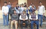 जूडो में छाए आरके पीजी कॉलेज के छात्र