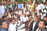 शिक्षण संस्थाओं के राजनीतिकरण का कांग्रेस ने किया विरोध