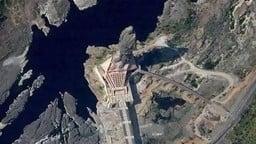स्पेस से ऐसे दिखती है दुनिया की सबसे ऊंची मूर्ति Statue Of Unity