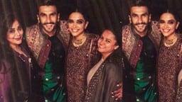 शादी के बाद सामने आई दीपिका-रणवीर की नई फोटो, कुछ ऐसे एंजॉय करते दिखे