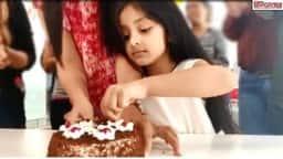 Happy Birthday : 'पीहू' ने लाइव हिन्दुस्तान के साथ मनाया अपना बर्थडे