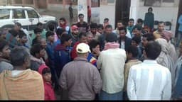 attempt of murder of purnia resident BA Part one girl student and threw in madhepura