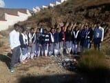 चकराता में एनएसएस स्वयं सेवियों ने की सफाई