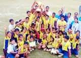 जयपुरिया स्कूल का पहला वार्षिक खेलकूद आयोजित