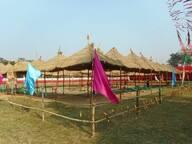 जगत् कल्याण रूद्र महामृत्युंजय यज्ञ आज से बाकसाई में, तैयारी पूरी
