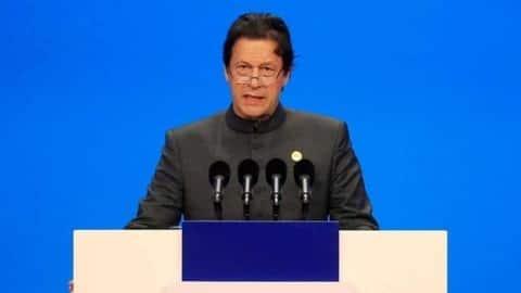 ट्रंप पर भड़के इमरान खान, कहा- अमेरिका बना रहा पाकिस्तान को 'बलि का बकरा'