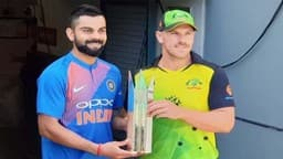 India vs Australia 1st T20 Match at Gabba Brisbane
