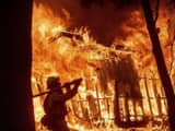 forest fires raging in California (AP Photo/Noah Berger, File)(AP)
