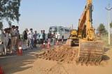 दिल्ली-सहारनपुर फोरलेन 709 बी हाईवे का निर्माण शुरू, केंद्रीय मंत्री ने किया शुभारंभ