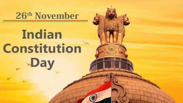 Indian Constitution Day  IMAGES, GIF, ANIMATED GIF, WALLPAPER, STICKER FOR WHATSAPP & FACEBOOK