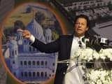Imran khan at kartarpur corridor foundation program
