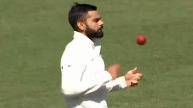 विराट कोहली (Image credits: cricketcomau/Instagram)