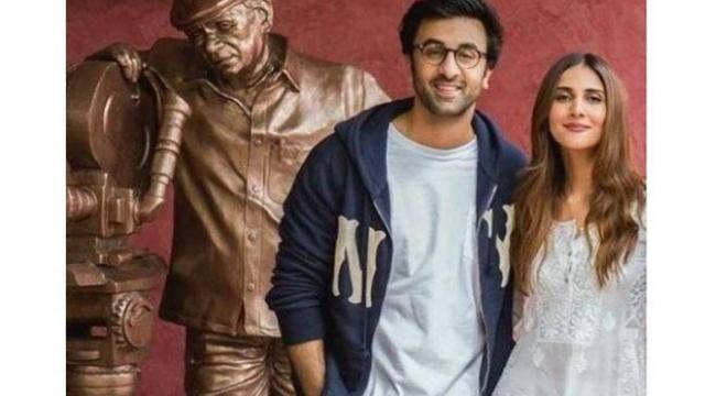 Ranbir Kapoor,Shamshera,Vaani Kapoor