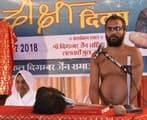 अपनी संतानों को धार्मिक संस्कार दें: जैन मुनि