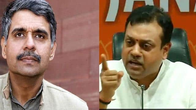 Congress leader Sandeep Dixit seeks apology from BJP leader Sambit Patra (File Pic)