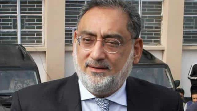 Former J-Kfinance minister Haseeb Drabu resigns from PDP