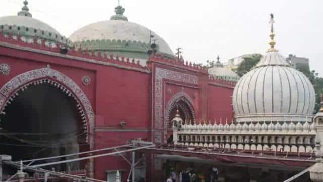 Hazrat Nizamuddin Aulia Dargah (Shivam Saxena/HTPhoto)