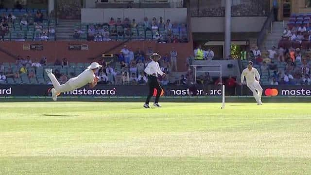 IND vs AUS, 1st Test Match at Adelaide, Highlights of Day-1 Play