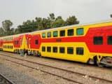 Lucknow-Delhi double-decker